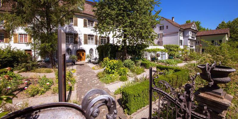 Grüne Oase in Frauenfeld – Der Archäobotanische Museumsgarten