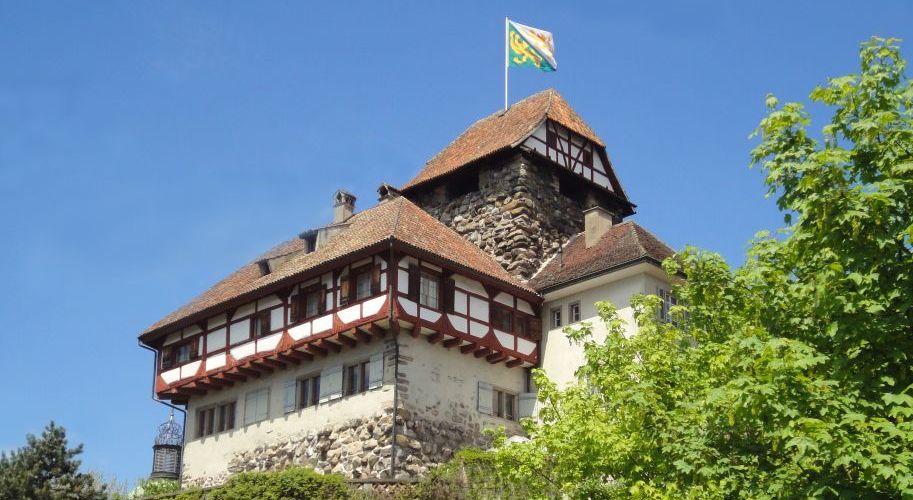 Das über 800-jährige Schloss Frauenfeld ist das Wahrzeichen der Thurgauer Kantonshauptstadt.