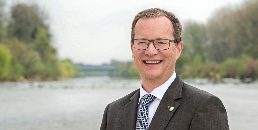 Portrait Walter Schönholzer