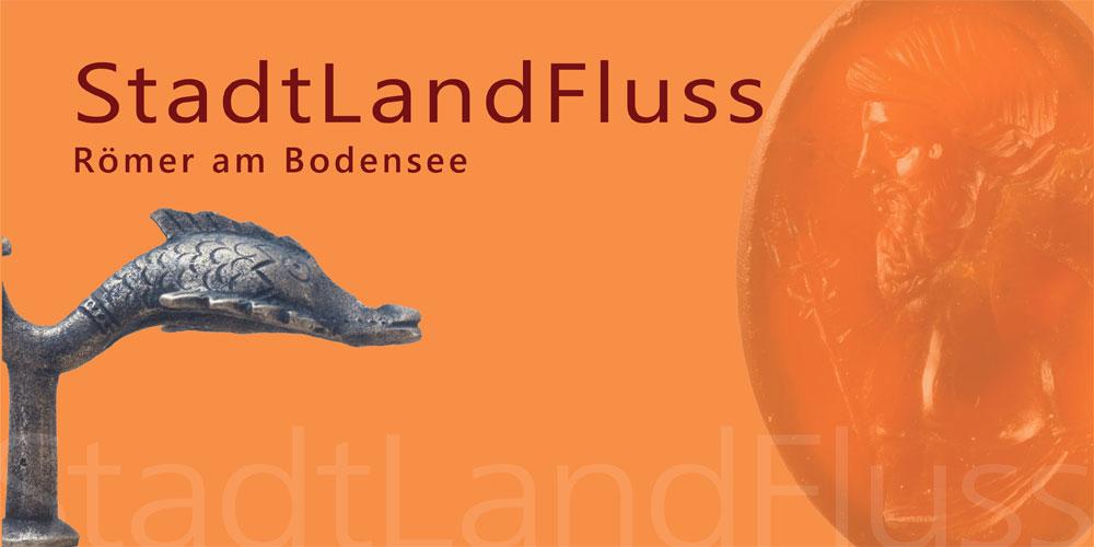 Ausstellungsplakat StadtLandFluss