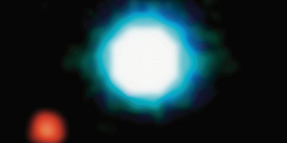 Erstes Bild eines Exoplaneten