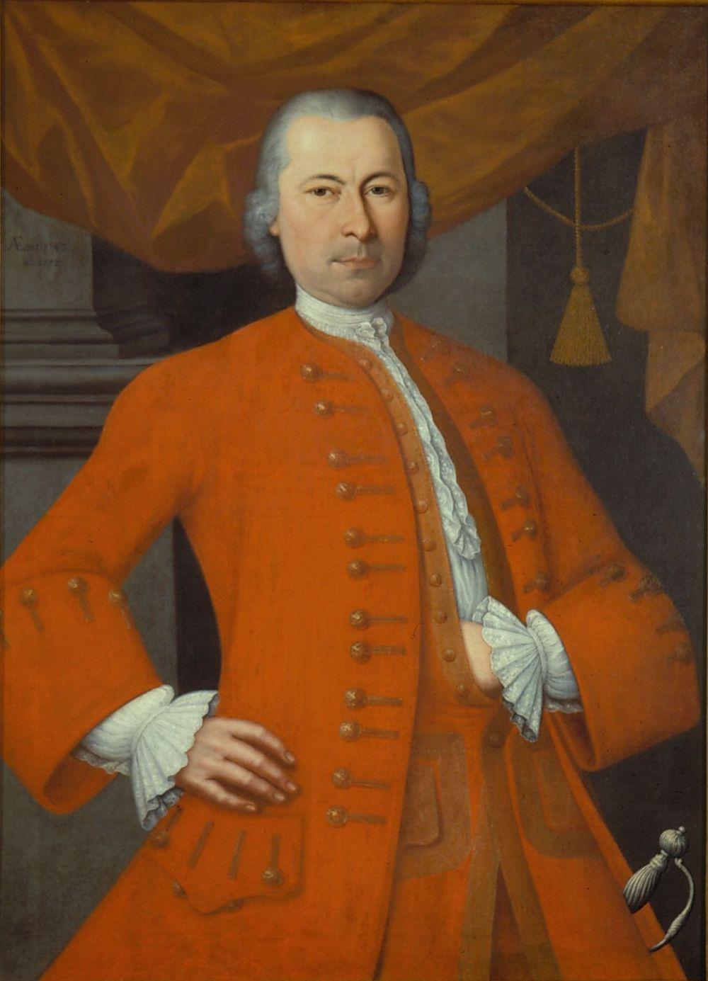 Ein nobler Glarner im Schloss Frauenfeld: Johann Heinrich Streiff (1709–1780).